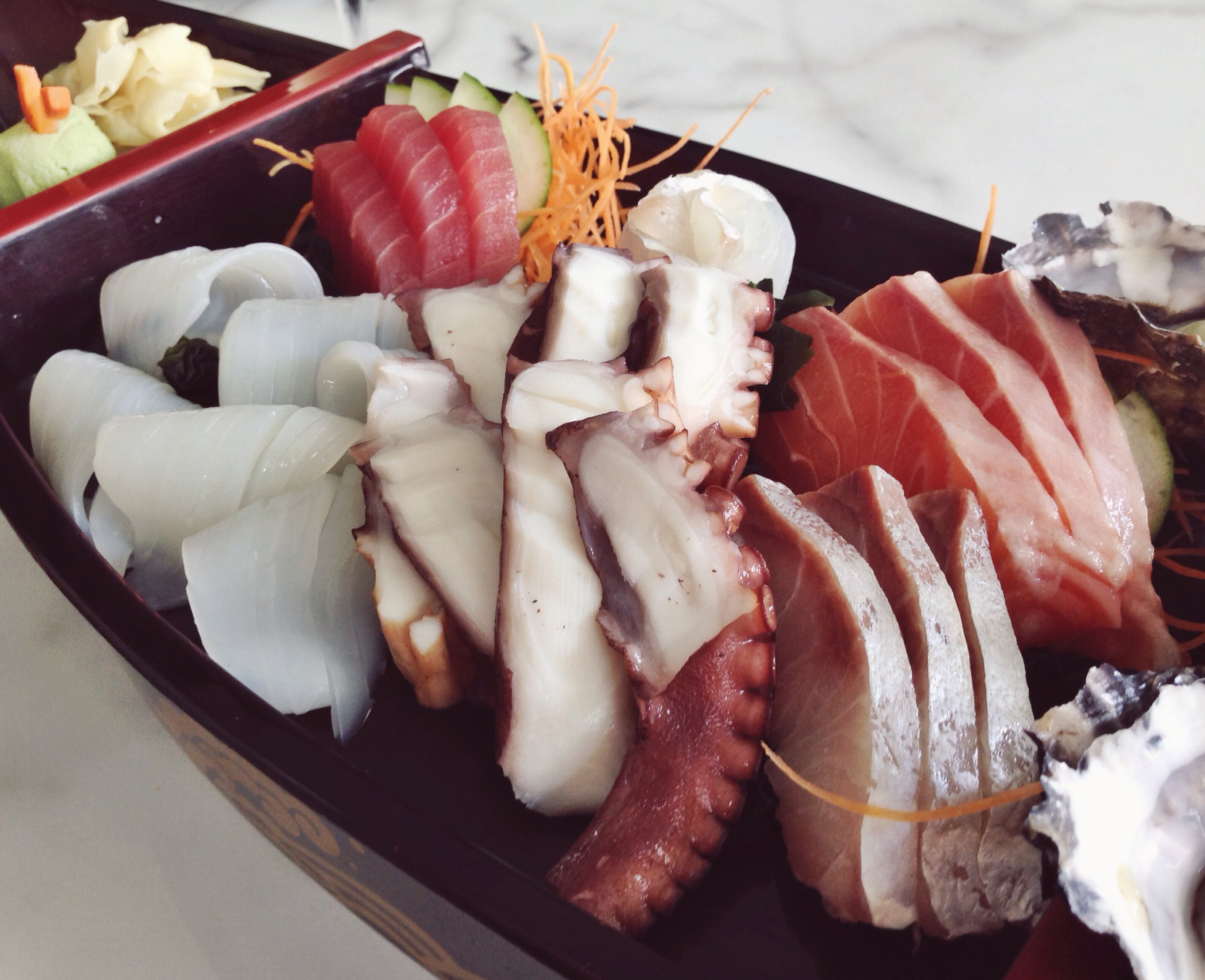 Reef seafood sushi newstead brisbane for 52 newstead terrace newstead